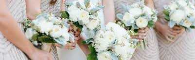 houston florist enchanted florist all white chic wedding at houston station
