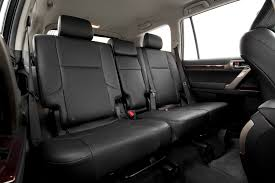 q7 vs lexus gx 460 2014 lexus gx460 rear seats photo 68189028 automotive com