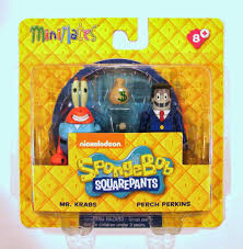 incoming spongebob minimates plastic memory