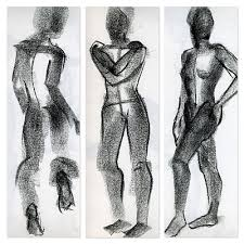 37 best sketching figures images on pinterest draw figure
