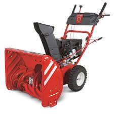 home depot black friday snowblower sale shop troy bilt storm 2410 24 in two stage push button electric