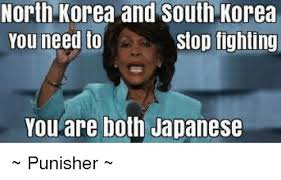 You Need To Stop Meme - north korea and south korea you need to stop fighting you are both