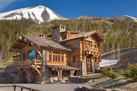 log house extravagant log house designs that will leave you speechless