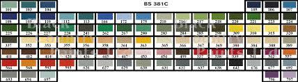 paint colour chart paint colours paint shades