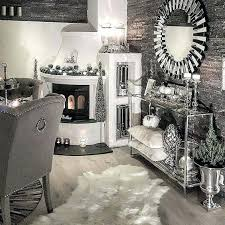 Silver Room Decor Silver And White Living Room Ideas Gopelling Net