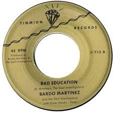 Bad Education Bad Education Feat Ernie Hawks Bardo Martinez U0026 The Soul