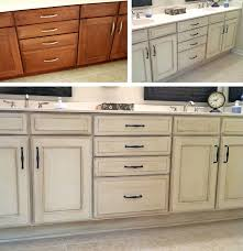 Painted Kitchen Cabinets Before After Best 25 Chalk Paint Kitchen Cabinets Ideas On Pinterest Chalk