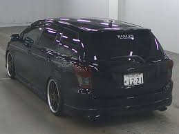 toyota corolla fielder 2010 king xtreme racing