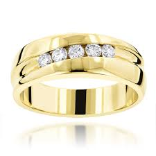 rings design for men 14k gold engagement rings collection 0 44ct 5