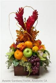 fruit flower arrangements 8 best flower and fruit designs images on flower