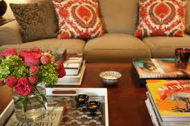 dining room decorative tray tables renovation coffee table for