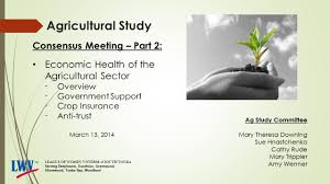 agricultural study consensus meeting u2013 part 2 ppt download