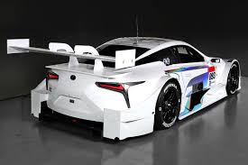 lexus vs land cruiser race lexus lc gt500 to race in 2017 super gt season forcegt com
