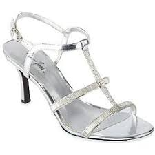 jcpenney bridesmaid jacqueline ferrar groove strappy sandals jcpenney shoes for