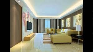 Gyproc False Ceiling Designs For Living Room Living Room Ceiling Youtube