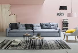 salon sans canapé quel canapé fixe à choisir pour une chambre fly