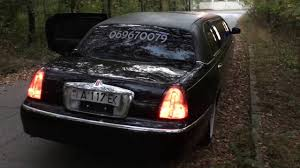 bentley limo black lincoln town car exclusive black limousine youtube