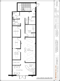 awesome design 1000 sq ft office floor plan 5 chiropractic semi