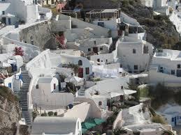 european dream santorini island