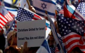 why american evangelicals are a huge base of support for israel