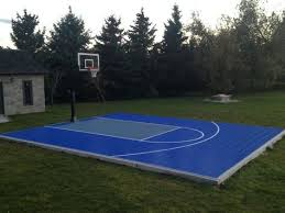 How To Build A Basketball Court In Backyard Basketball Court Diy In My Backyard Dream Come True Coming