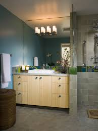bathroom cabinets bathroom above mirror lighting modern double