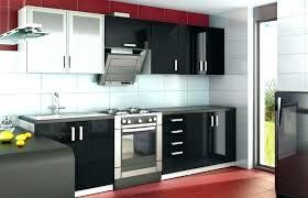 meuble cuisine laqué meuble cuisine laque cuisine noir laque meuble de cuisine