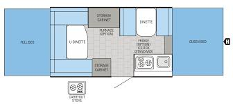 pop up camper floor plans get inspired with home design and