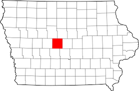 Boone Map File Map Of Iowa Highlighting Boone County Svg Wikimedia Commons