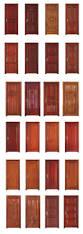 solid wood door front single door design wooden arch shaped wooden