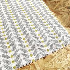Upholstery Fabric For Curtains Yellow And Grey Fabric Curtain Fabric Scandinavian Fabric
