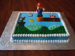 mario cake topper mario cake with buttercream frosting decorations and a