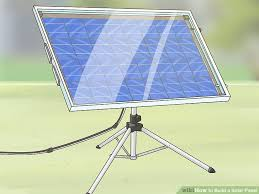 buy your own solar panels how to build a solar panel with pictures wikihow