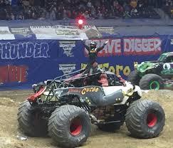 monster truck show greensboro nc izzy otte queenizzy gwbb twitter
