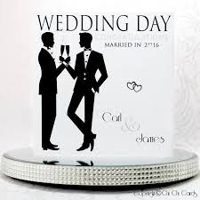 Wedding Day Card For Groom Luxurious Wedding Card Two Grooms Cheers