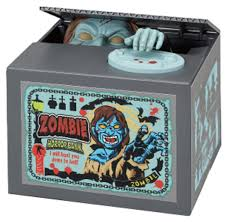 Halloween Gift Basket by Cool Nerdy Geeky Zombie Themed Gift Ideas Gift Canyon