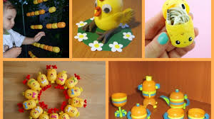recycled kinder eggs crafts ideas kids crafts to make with