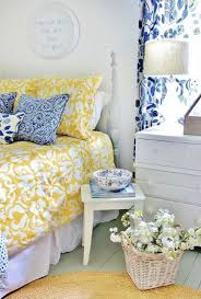 Blue And White Bedrooms by Farmhouse Style Bedroom Ideas