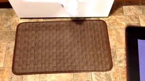 How To Stop Rugs Slipping On Laminate Floors Keep Your Kitchen Mats Or Area Rugs From Slipping Around Youtube