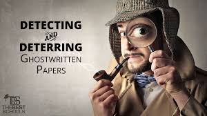 how to write a process paper for history fair detecting and deterring ghostwritten papers a guide to best detecting and deterring ghostwritten papers a guide to best practices the best schools