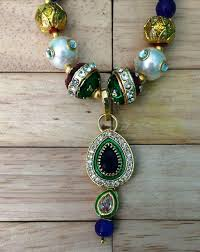 stone necklace sets images Buy imitation jewellery red stone with golden touch necklace set jpg