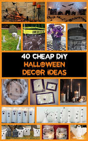 40 cheap u0026 easy diy halloween decorations prudent penny pincher