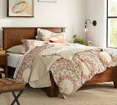 Duvet Covers What Are They Valencia Duvet Cover U0026 Sham Pottery Barn
