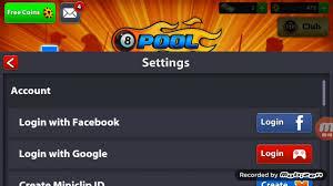 buat akun google facebook cara buat akun 8 ball pool via android youtube