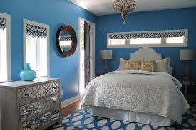 Blue And White Bedroom Wall Color Schemes Ideas Home Decor Help - Blue bedroom color schemes