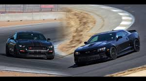 5 0 mustang vs camaro ss ford mustang gt vs chevrolet camaro ss 2016 exhaust sound and