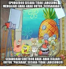 Meme Comic Indonesia Spongebob - 25 best memes about indonesian language and spongebob