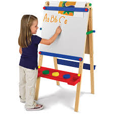 best art easel for kids 86 easel kids 4 in 1 art easel set is on sale for 64 at target