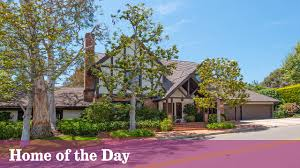 Tudor Style Houses Home Of The Day Traditional Tudor Style In Brentwood La Times