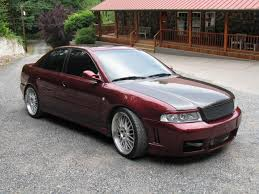 audi a4 modified 1998 audi a4 information and photos zombiedrive